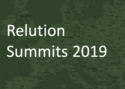 Thank you for great Relution Summits 2019 (video & images)