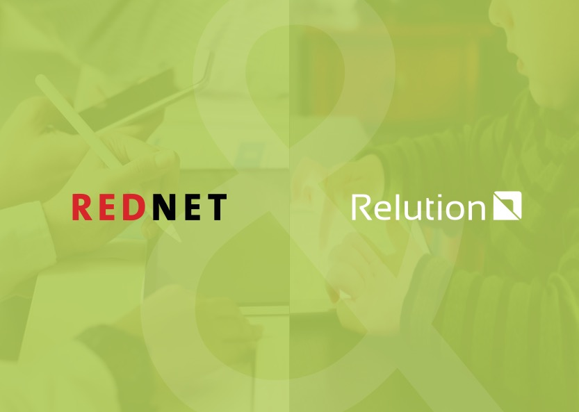 REDNET AG builds on Relution