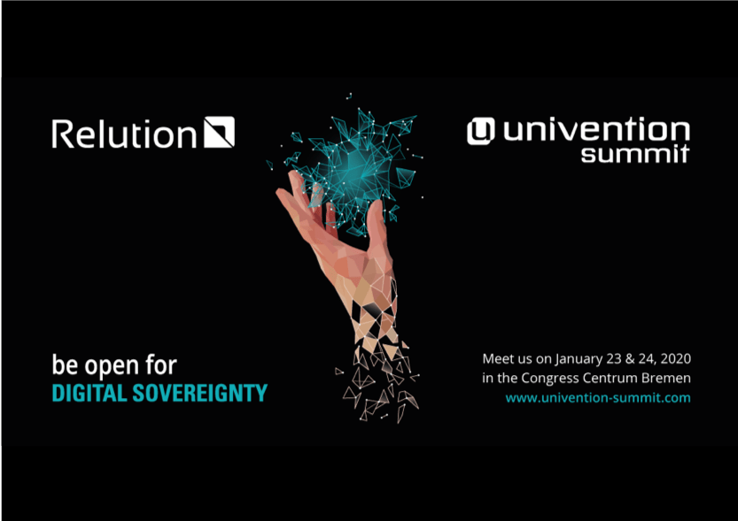 Relution at the Univention Summit 2020