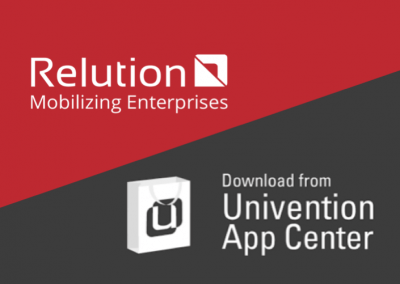 Relution is now available in the Univention App Center (UCS)