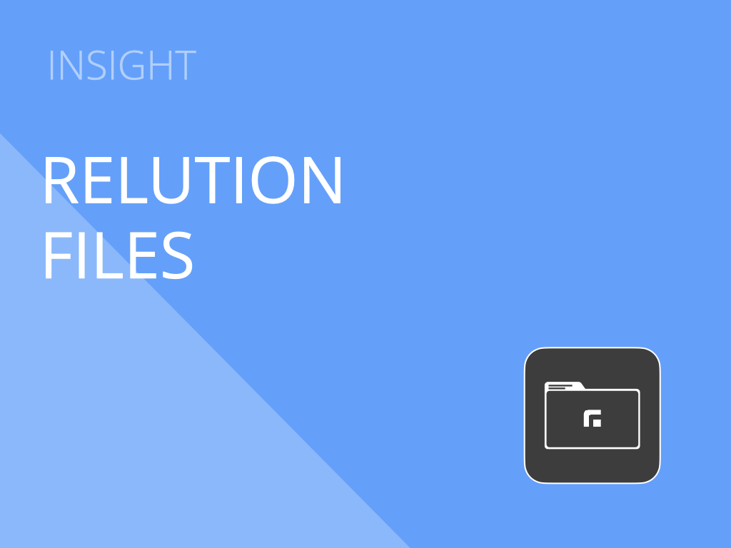 Relution insights all